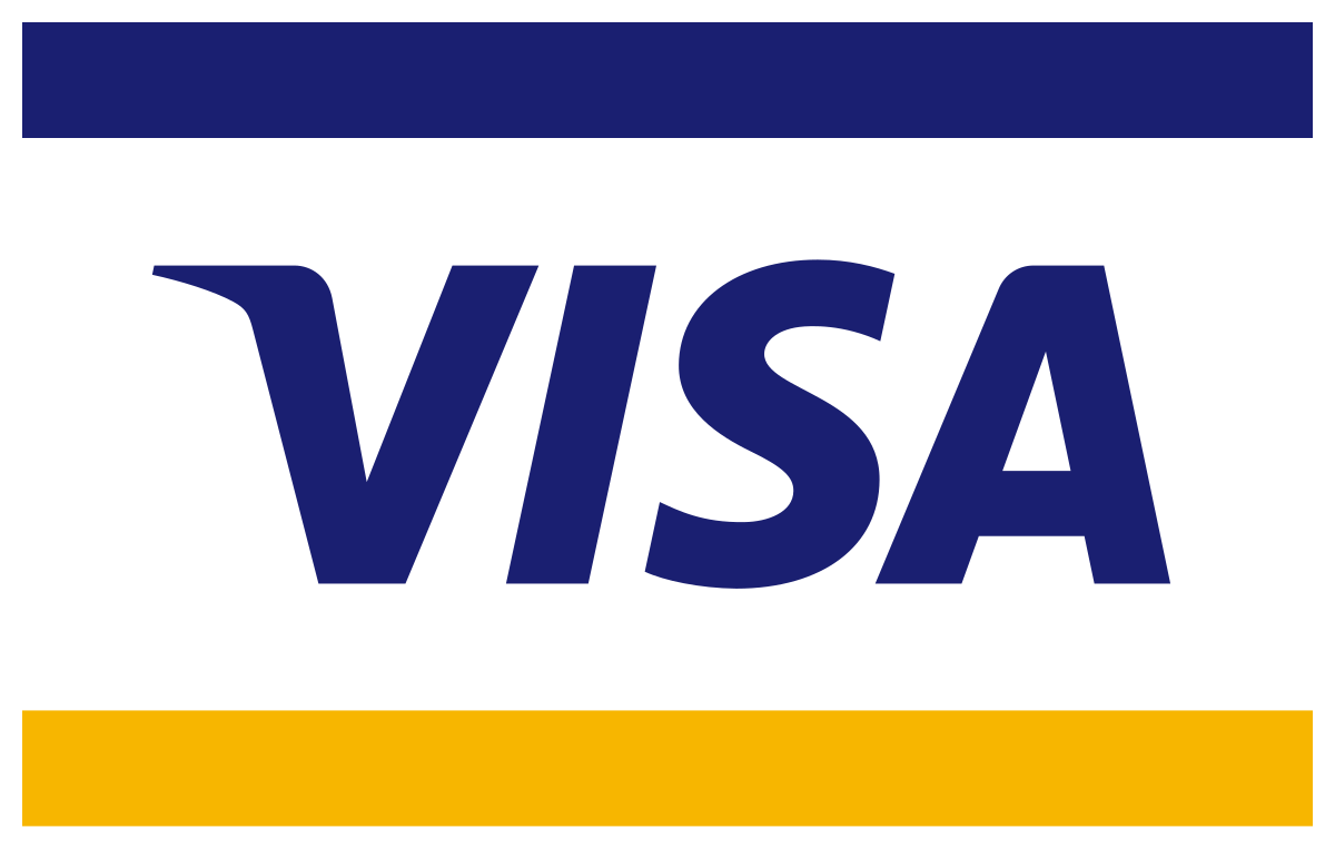 Visa payments supported by stripe